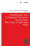 Jacket Image For: Globalisation and Contextual Factors in Accounting