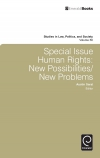Jacket Image For: Special Issue: Human Rights