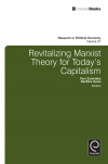 Jacket Image For: Revitalizing Marxist Theory for Today's Capitalism