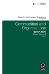 Jacket Image For: Communities and Organizations