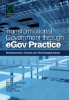 Jacket Image For: Transformational Government Through EGov Practice