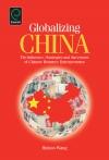 Jacket Image For: Globalizing China