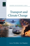 Jacket Image For: Transport and Climate Change
