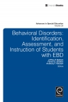 Jacket Image For: Behavioral Disorders