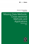 Jacket Image For: Missing Data Methods