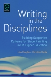 Jacket Image For: Writing in the Disciplines