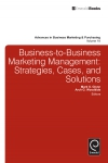 Jacket Image For: Business-to-Business Marketing Management