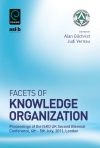 Jacket Image For: Facets of Knowledge Organization