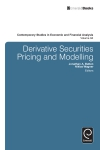 Jacket Image For: Derivatives Pricing and Modeling