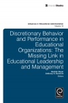 Jacket Image For: Discretionary Behavior and Performance in Educational Organizations