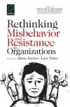 Jacket Image For: Rethinking Misbehavior and Resistance in Organizations
