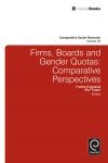 Jacket Image For: Firms, Boards and Gender Quotas