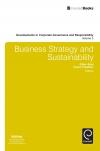 Jacket Image For: Business Strategy and Sustainability