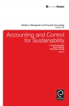Jacket Image For: Accounting and Control for Sustainability