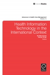 Jacket Image For: Health Information Technology in the International Context