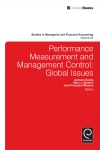 Jacket Image For: Performance Measurement and Management Control
