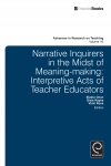 Jacket Image For: Narrative Inquirers in the Midst of Meaning-Making