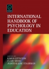 Jacket Image For: International Handbook of Psychology in Education