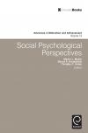 Jacket Image For: Social Psychological Perspectives