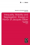 Jacket Image For: Inequality, Mobility, and Segregation
