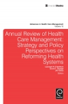 Jacket Image For: Annual Review of Health Care Management