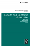 Jacket Image For: Experts and Epistemic Monopolies