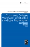 Jacket Image For: Community Colleges Worldwide
