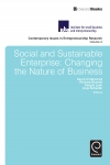 Jacket Image For: Social and Sustainable Enterprise