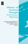 Jacket Image For: History of Tourism Thought