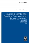 Jacket Image For: Learning Disabilities