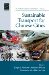 Jacket Image For: Sustainable Transport for Chinese Cities