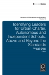 Jacket Image For: Identifying Leaders for Urban Charter, Autonomous and Independent Schools