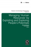 Jacket Image For: Managing 'Human Resources' by Exploiting and Exploring People's Potentials