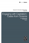 Jacket Image For: Engaging with Capitalism
