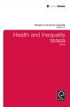 Jacket Image For: Health and Inequality