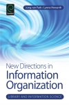 Jacket Image For: New Directions in Information Organization