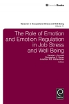 Jacket Image For: The Role of Emotion and Emotion Regulation in Job Stress and Well Being