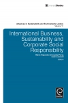 Jacket Image For: International Business, Sustainability and Corporate Social Responsibility