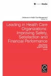 Jacket Image For: Leading In Health Care Organizations