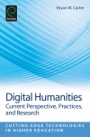 Jacket Image For: Digital Humanities