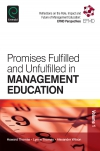 Jacket Image For: Promises Fulfilled and Unfulfilled in Management Education