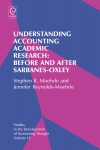 Jacket Image For: Understanding Accounting Academic Research