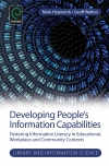 Jacket Image For: Developing People's Information Capabilities