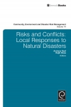Jacket Image For: Risk and Conflicts