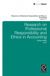 Jacket Image For: Research on Professional Responsibility and Ethics in Accounting