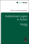 Jacket Image For: Institutional Logics in Action