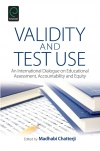 Jacket Image For: Validity and Test Use