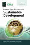 Jacket Image For: International Business and Sustainable Development