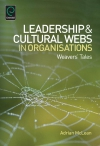 Jacket Image For: Leadership and Cultural Webs in Organisations
