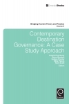 Jacket Image For: Contemporary Destination Governance